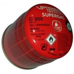 Butāna gāzes baloniņš ROTHENBERGER SuperGas C200