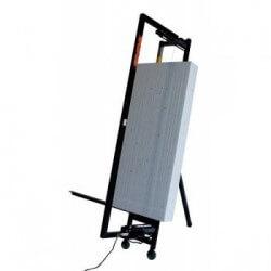 Polistirola griešanas darba galds EDMA