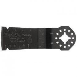 Asmens iegremdēšanas zāģēšanai 32 mm MAKITA B-39257