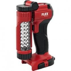 Akumulatora darba lampa FLEX WL LED 18,0 bez akumulatora un lādētāja