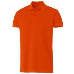 Polo krekls HH Salford Pique, oranžs