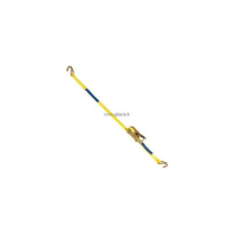 Stiprināšanas josta ar sprādzi YALE ZGR-35-1000
