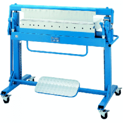 Segmenta skārda locīšanas darba galds SCHECHTL UKV150/S